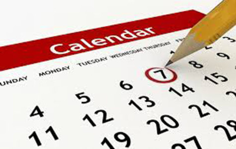 UPDATED CALENDAR: THE CALENDAR ON OUR SITE IS COMPLETELY UPDATED SO CHECK IT OUT!