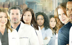 GREY'S ANATOMY BACK AT EM'