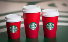 STARBUCKS' NEW HOLIDAY CUPS STIRS UP CONTROVERSY