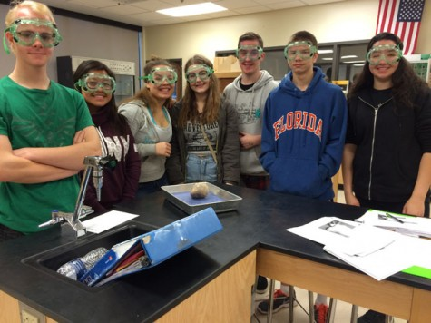 WWT STUDENTS DISSECT SCIENCE, ORGAN BY ORGAN