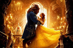 STEP INTO THE FANTASY WITH THE MUST SEE MOVIE; BEAUTY AND THE BEAST