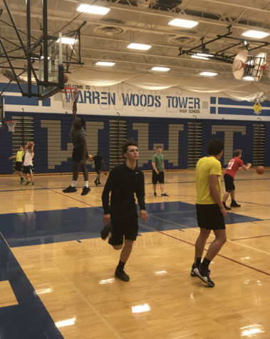 3 ON 3 BASKETBALL TOURNAMENT COMING TO TOWER