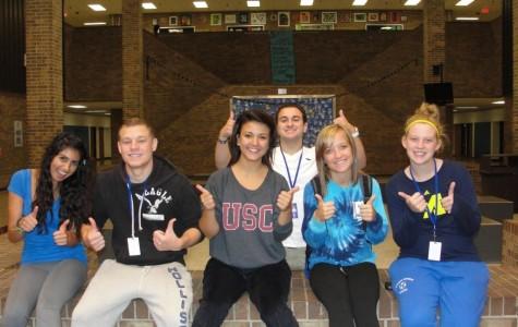 Mentors mold freshmen for new school