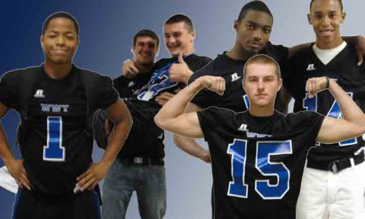 WWT football tackles cancer