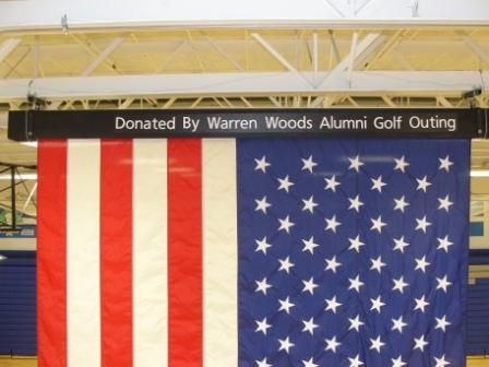 Golf Alumni Committee donates generous addition to WWT gym