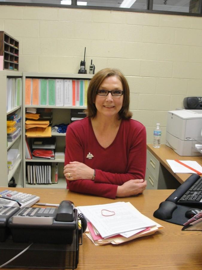 Saying Goodbye to Mrs. Reed