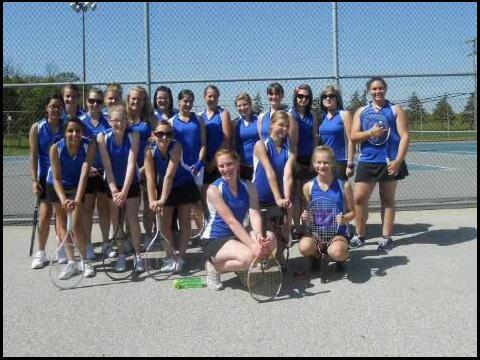 Titan's tennis ticks towards spring season