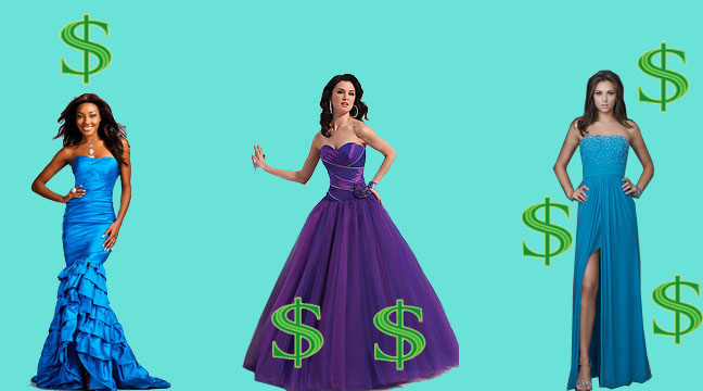Breaking the Bank for Prom
