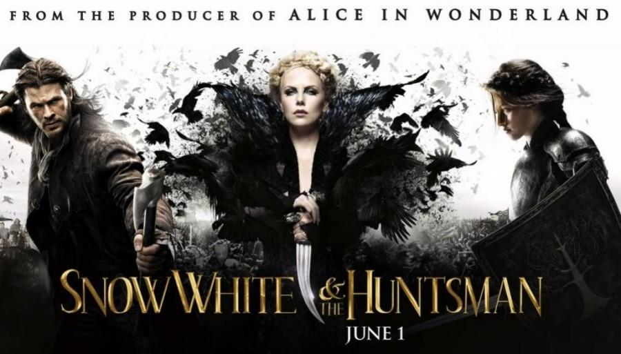 DVD Review: Snow White and the Huntsman