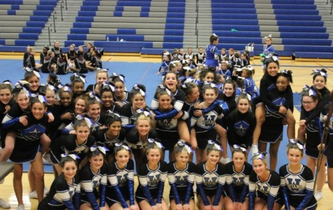 Competitive Cheer opens season with success