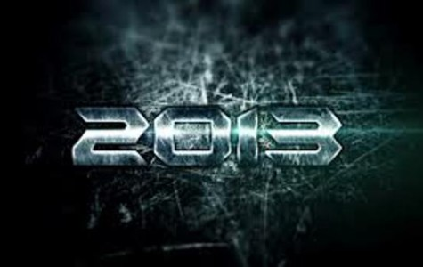 Films to look forward in 2013