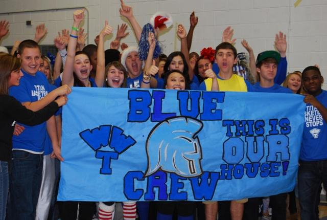 Blue Crew Spirit Video takes 6th place
