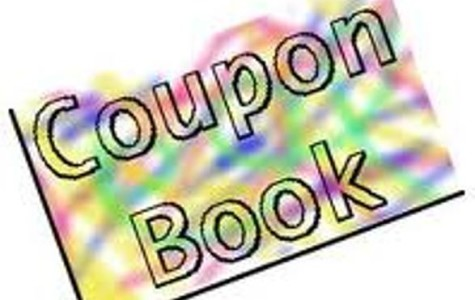 Coupon Book sales support Spring Musical
