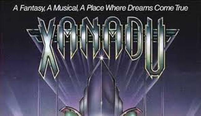 Xanadu  is a film that embodies the February blues