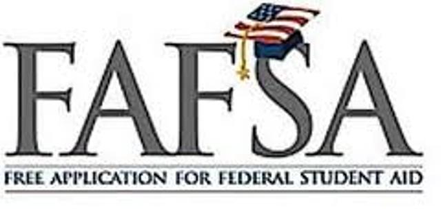 Financial Aid for college applying seniors