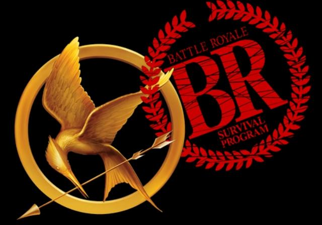 The Hunger Games vs Battle Royale: A battle of similar concepts