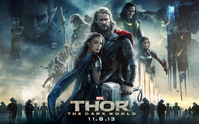Thor: The Dark World is dull by Marvel standards