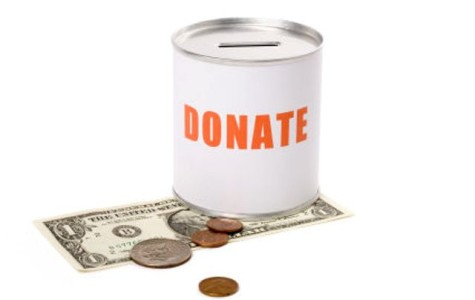 Money Drive for the holidays