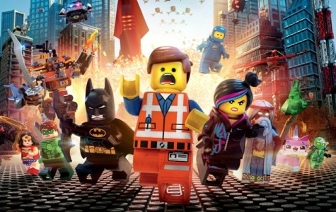 "The great build of ""The Lego Movie"" makes it an excellent film"