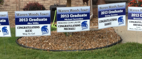 Class of 2014 Lawn Sign Order Form