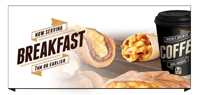 Taking the Taco Bell Breakfast Challenge