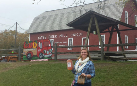 Pumpkins, donuts, and cider oh my… Cider mills are a must visit this fall!
