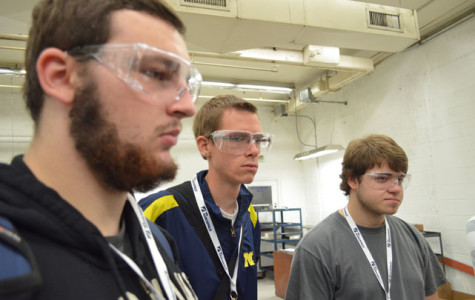 Local top flight company opens its doors to engineer minded WWT students