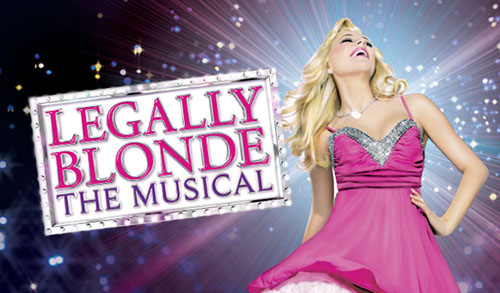 The big reveal of the spring musical