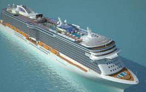 Sarah Greger: the cruise aficionado