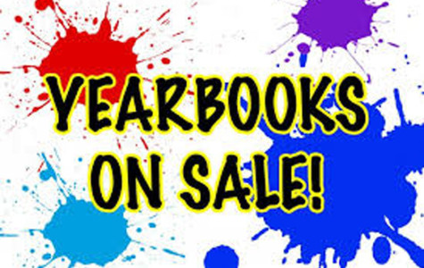 Last Call for Yearbooks!!!