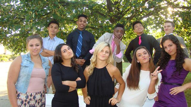 CHECK OUT YOUR 2015 HOMECOMING COURT