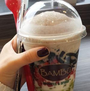 BAM-WHO? BAMBU FRANCHISE WORTH A TRY