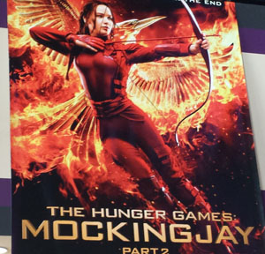 THE FINAL HUNGER GAME: MOCKINGJAY PART 2 DOESN'T DISSAPOINT