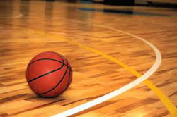 SISTER BASKETBALL PLAYERS INJURED AT FIRST HOME GAME OF THE SEASON