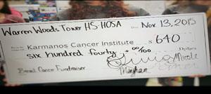 HOSA GIVES BACK