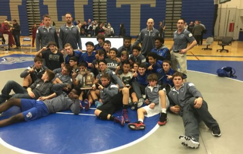 TITANS CLINCH REGIONAL TITLE; ADVANCE TO STATE MEET