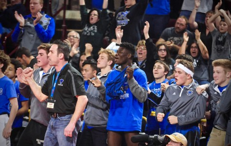 WWT wrestlers take a tough loss at state meet
