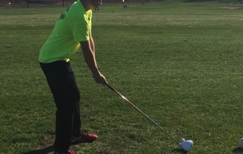 Brandon Agents: the golf-swinging star