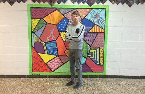 Meet International Student, Michal Wojdylak!