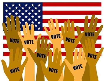 VOTING REGISTRATION!
