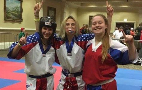 SOPHOMORE DOMINATES IN WKC WORLD CHAMPIONSHIP