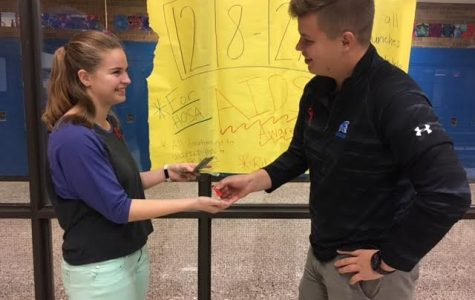 HOSA SUPPORTS HIV/AIDS MONTH