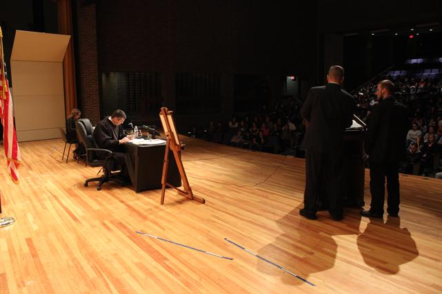 MACOMB COUNTY COURT IN SESSION AT WWT