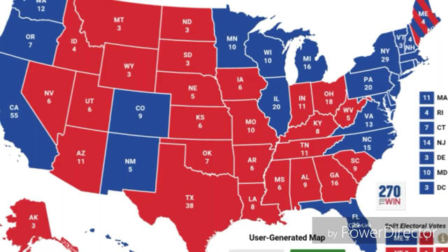 Civics+students+win+Electoral+College+contest%3B+Heading+to+the+State+Capital