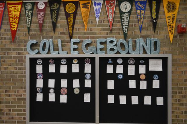 ATTENTION College Bound Seniors!!!