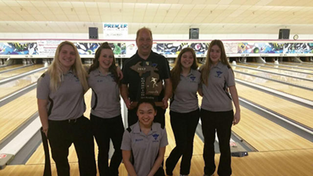 WWT WOMEN'S VARSITY BOWLING TEAM MAKES STATE TOURNAMENT; McCARREN QUALIFIES FOR INDIVIDUAL STATE TOURNEY