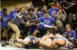 11 WRESTLERS MAKE INDIVIDUALS STATE TOURNEY; TEAM TAKES RUNNER-UP STATE TITLE