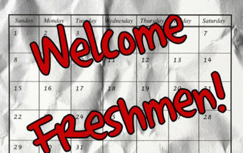 WELCOME FRESHMEN TO WWT!!!!