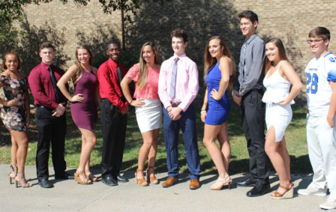 MEET YOUR 2017 WWT HOMECOMING COURT!