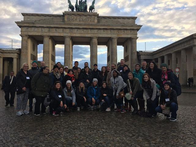 A WWT TEACHER'S TRAINING TRIP TO GERMANY